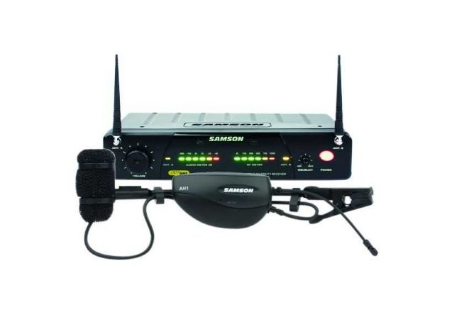 AIRLINE 77 UHF Wind Instrument System - E3 (864.500 MHz)